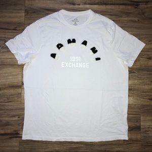 Armani Exchange Men Short sleeve tee shirt